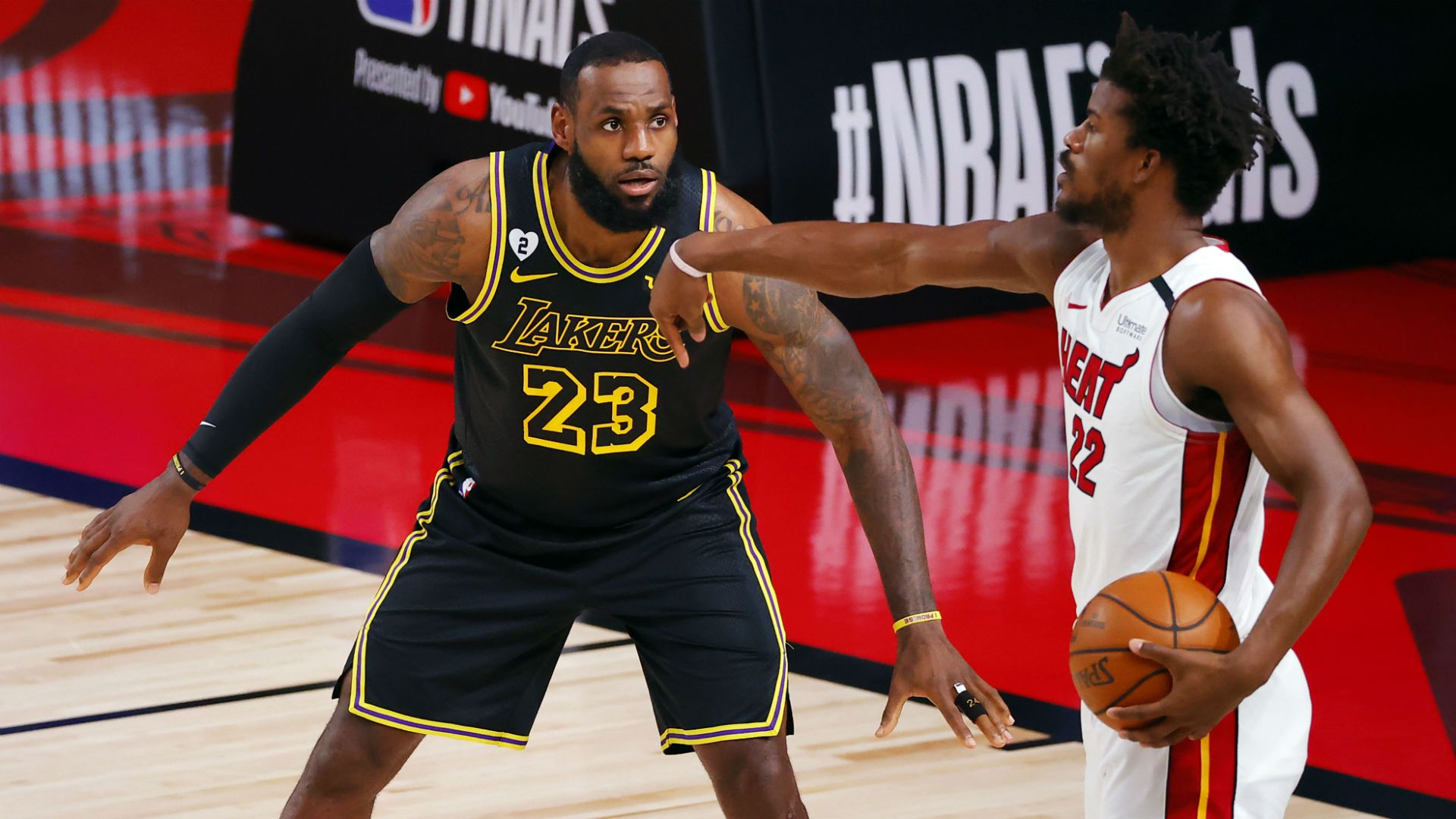 Lakers Vs Heat Live Score Updates Highlights From Game 4 Of The 2020 Nba Finals En 2020 Nba