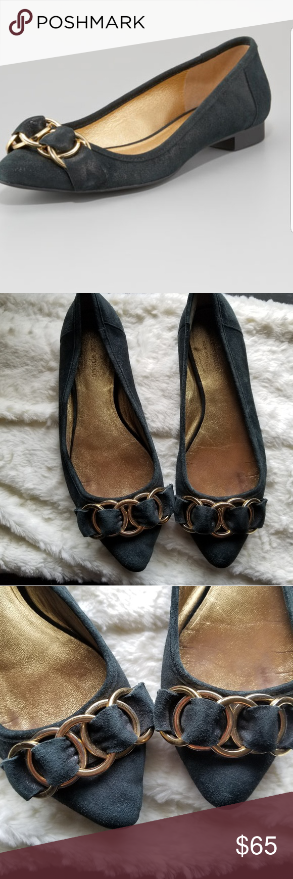 c9a504dc0a8b8c Kate Spade Flats Size 6 Kate Spade Flats Size  Women s 6 Questions please  don