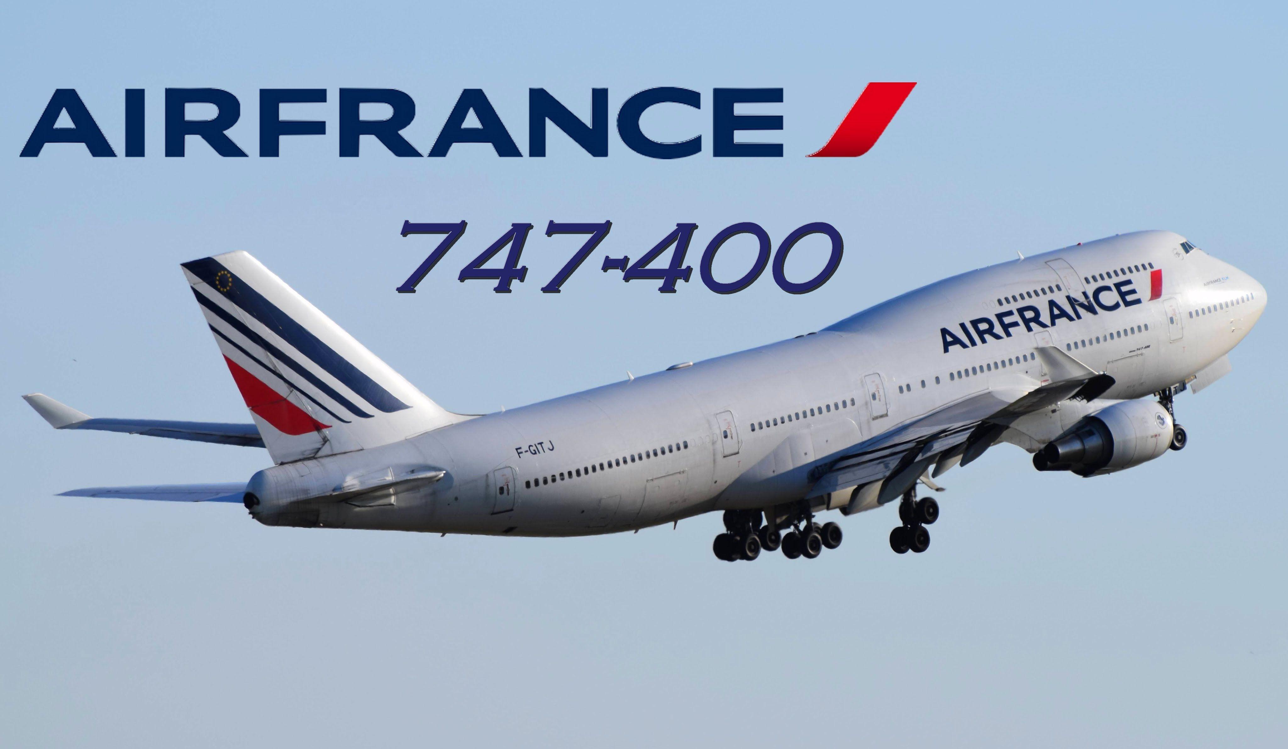 Farewell Air France Boeing 747 Youtube Air France Boeing 747 Boeing Aircraft