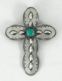 OMG! it's exactly what will work for a changeable cross! @Suzie Salmon
