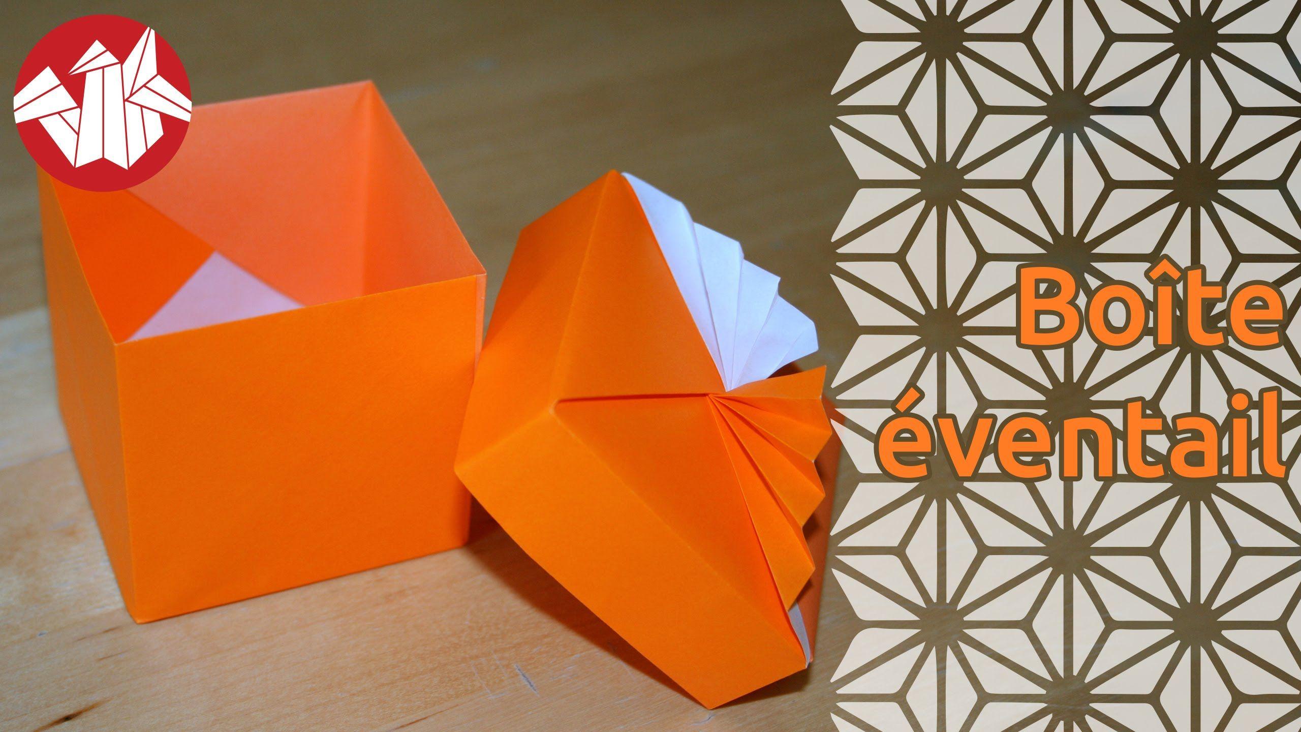 origami bo te ventail de tomoko fuse fancy box senbazuru  [ 2560 x 1440 Pixel ]