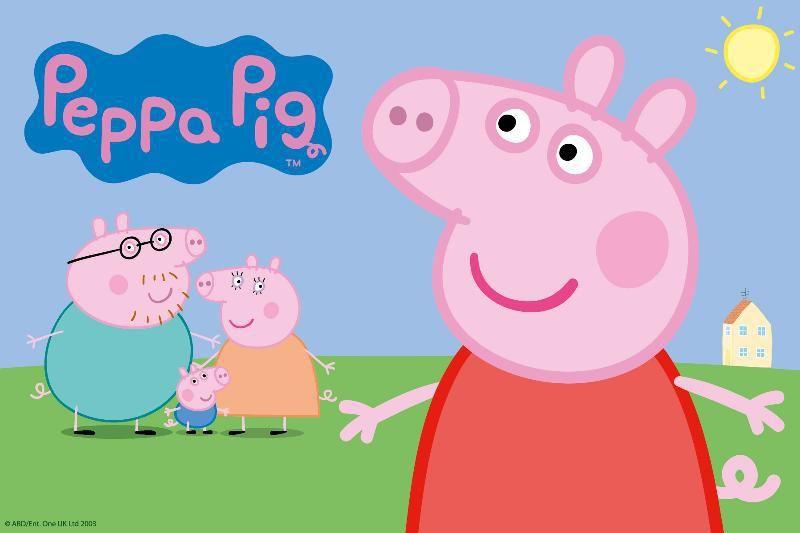 Imágenes De Peppa Pig Gratis Para Ver Y Descargar Gratis En El Pc Y Móvil Pepp Peppa Pig Imagenes Invitaciones De Cumpleaños De Peppa Pig Peppa Pig En Español