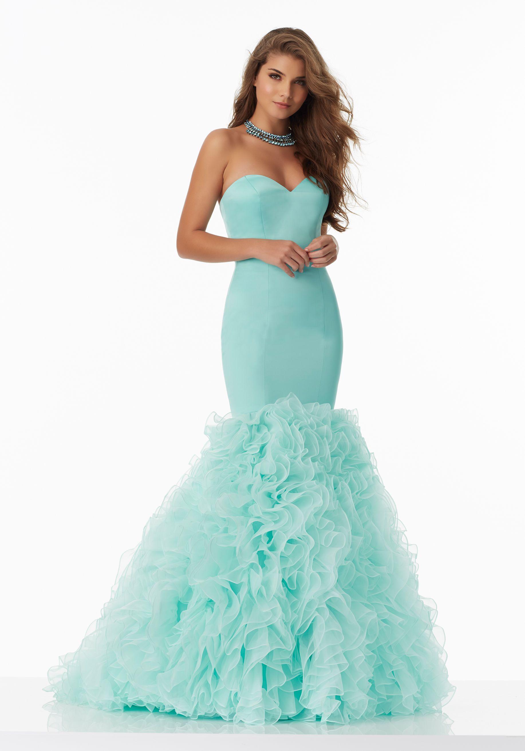Prom Dresses by Morilee designed by Madeline Gardner. Form Fitting ...