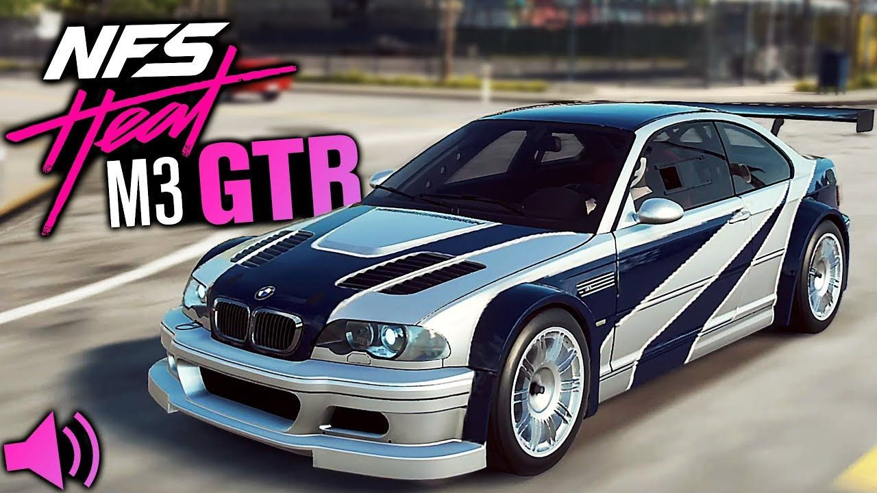 Need For Speed Heat Gameplay Bmw M3 Gtr Real Sound Youtube