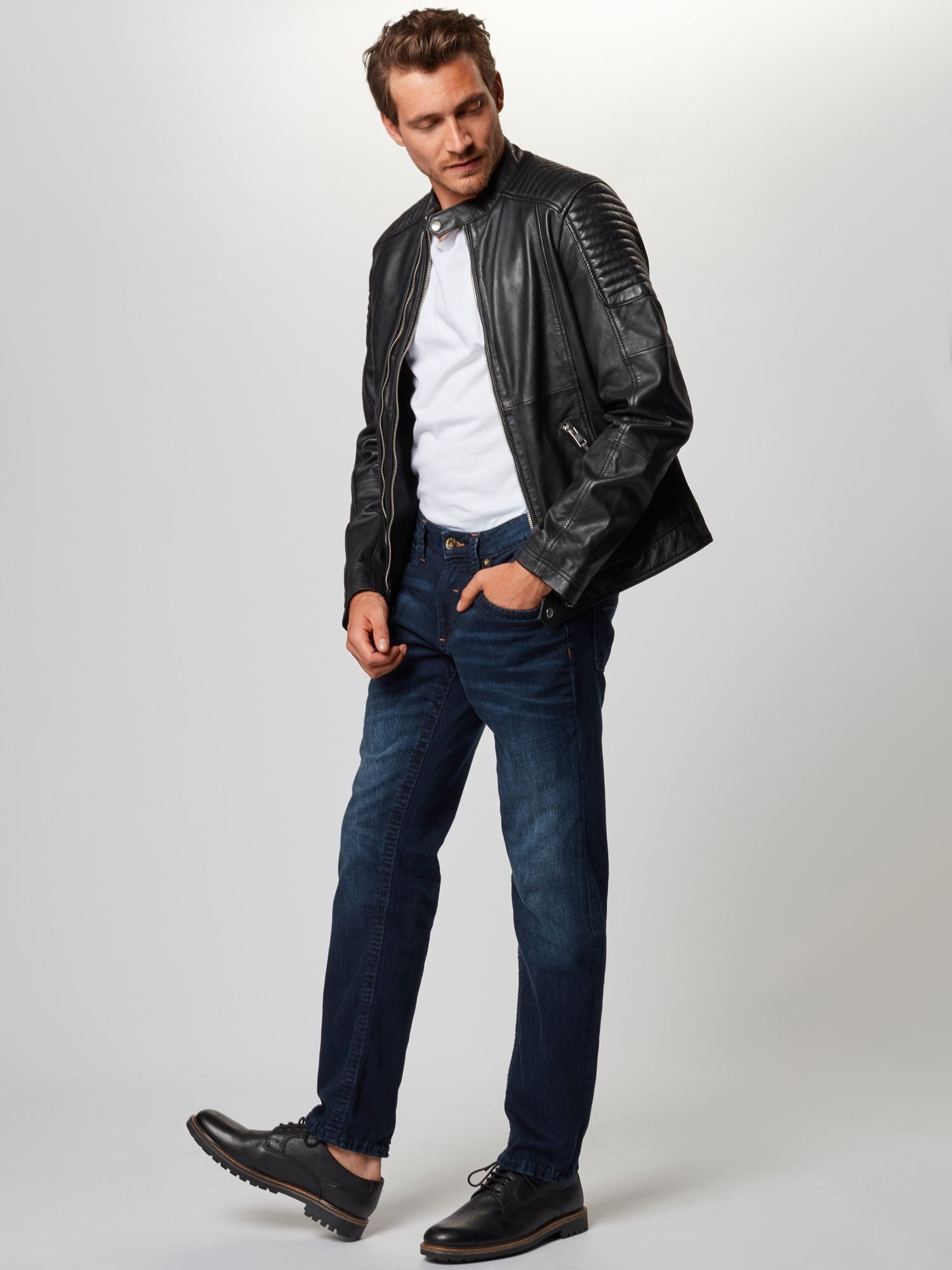 Blue Camp Dark David Jeans Men Size In 2019 Camp David Jeans Jeans Blue
