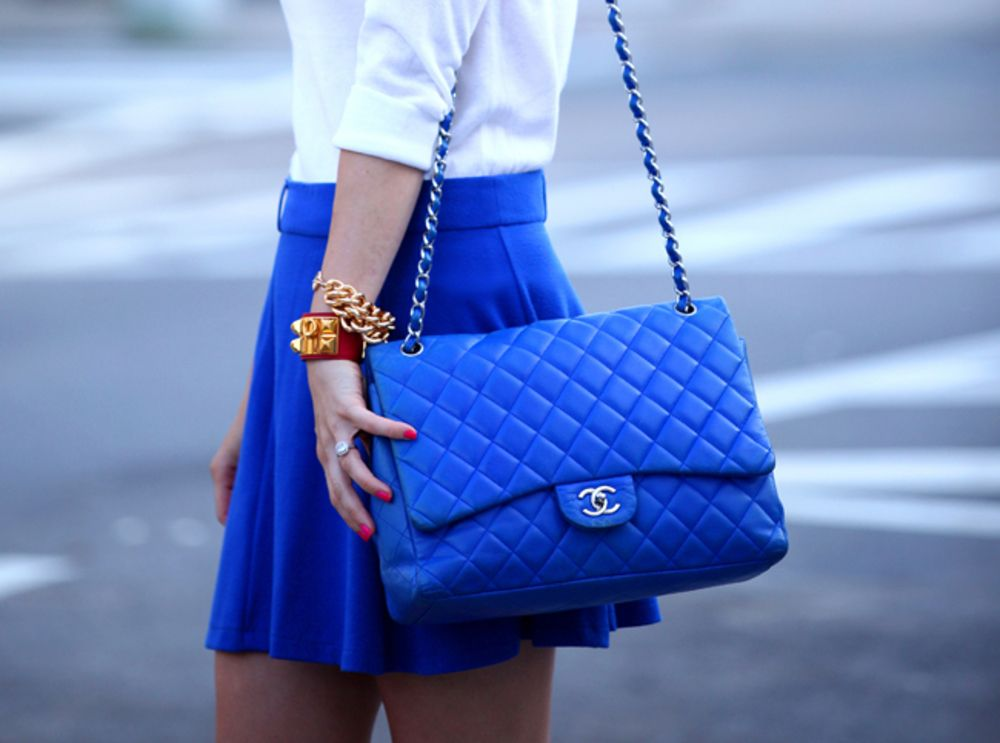 chanel bags blue. chanel bag ❤ the color bags blue