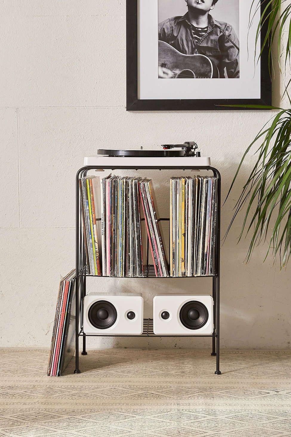 Melanie vinyl storage vinyl record storage shelf vinyl