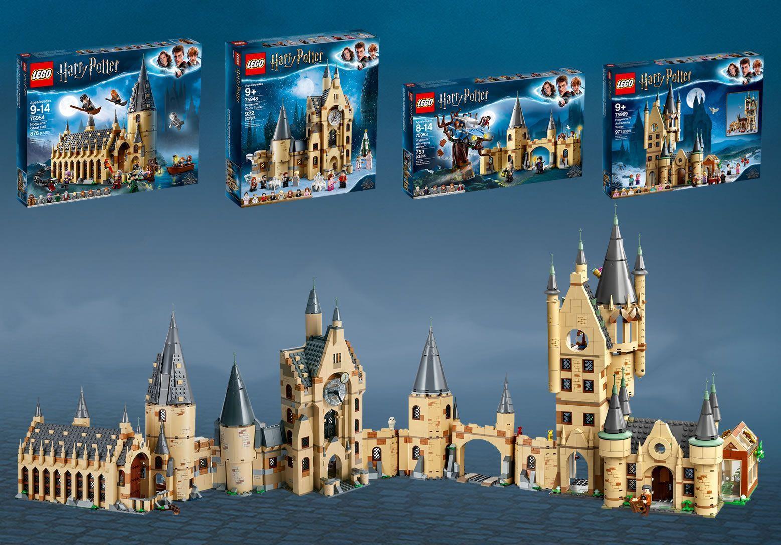 Pin On Lego Lego Hogwarts Harry Potter Lego Sets Lego Harry Potter Minifigures