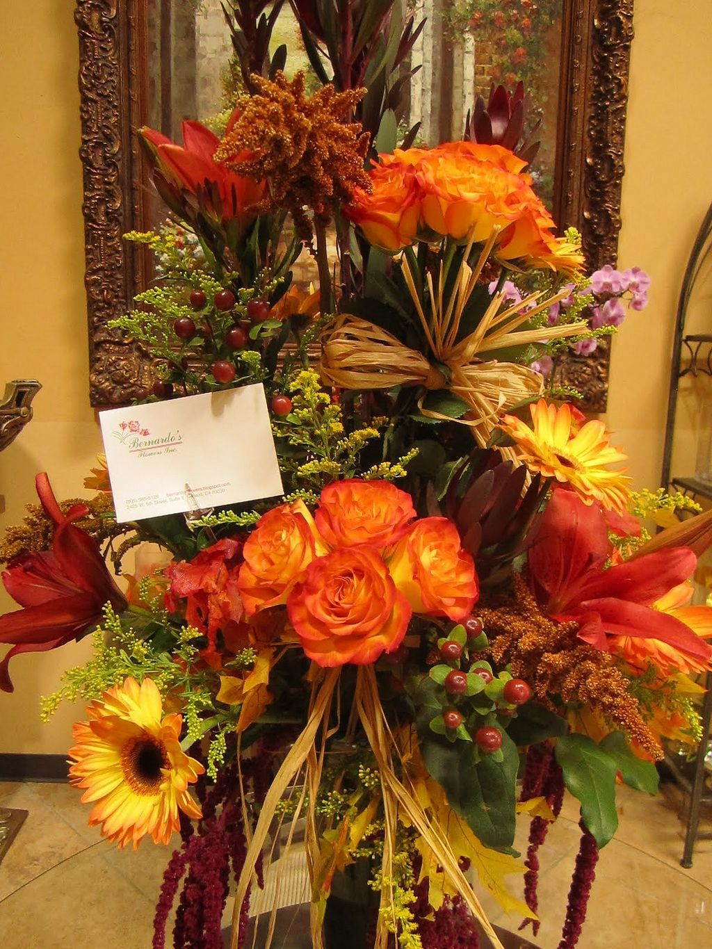 40+ Beautiful Thanksgiving Floral Arrangement Ideas (With