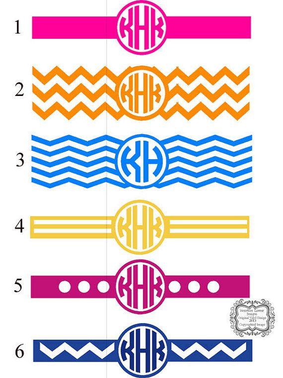 Iphone Charger Chevron Monogram Wrap Vinyl Decal By