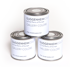 Guggenheim Classical Colors, Fine Paints of Europe