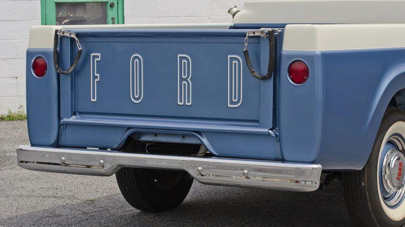 1959 Ford F100 Pickup   S39   Harrisburg 2014