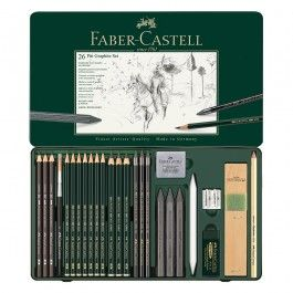 Faber Castell 9000 Pitt Graphite Pencil Sets Faber Castell