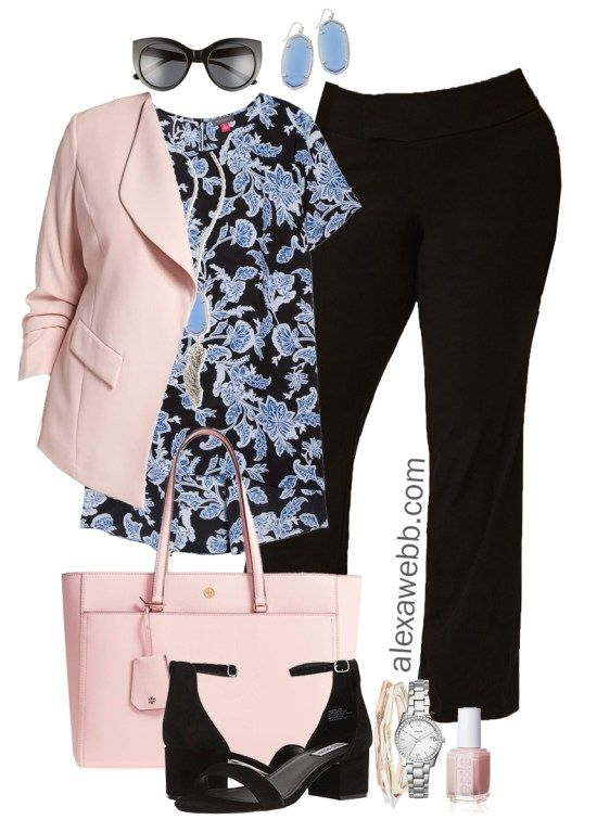 Photo of Plus Size Spring Work Outfit – Alexa Webb