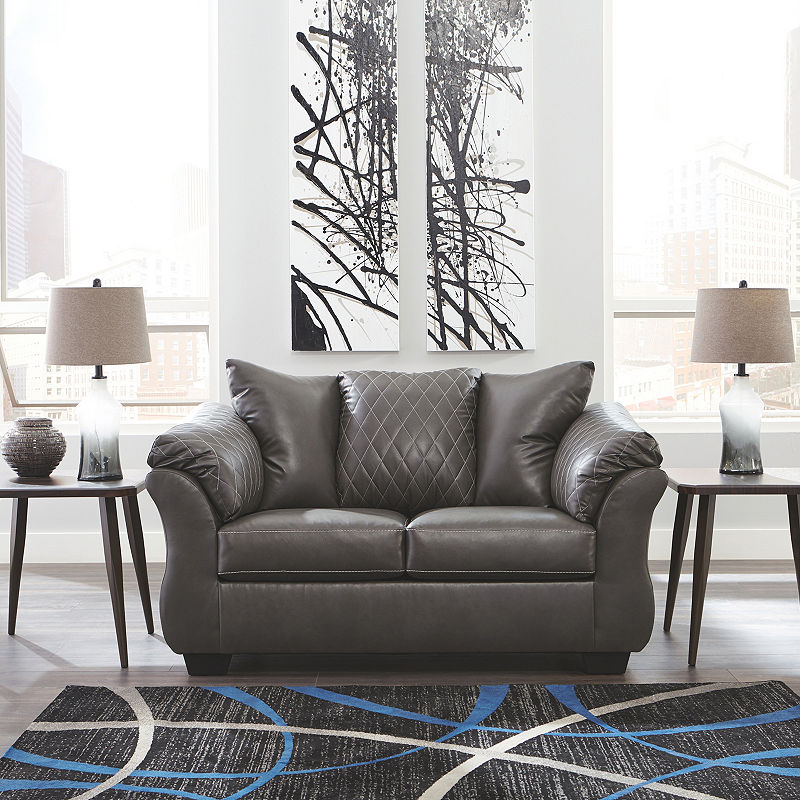 Best Signature Design By Ashley Bertrillo Loveseat In 2019 Living Room Furniture Furniture Settee 400 x 300