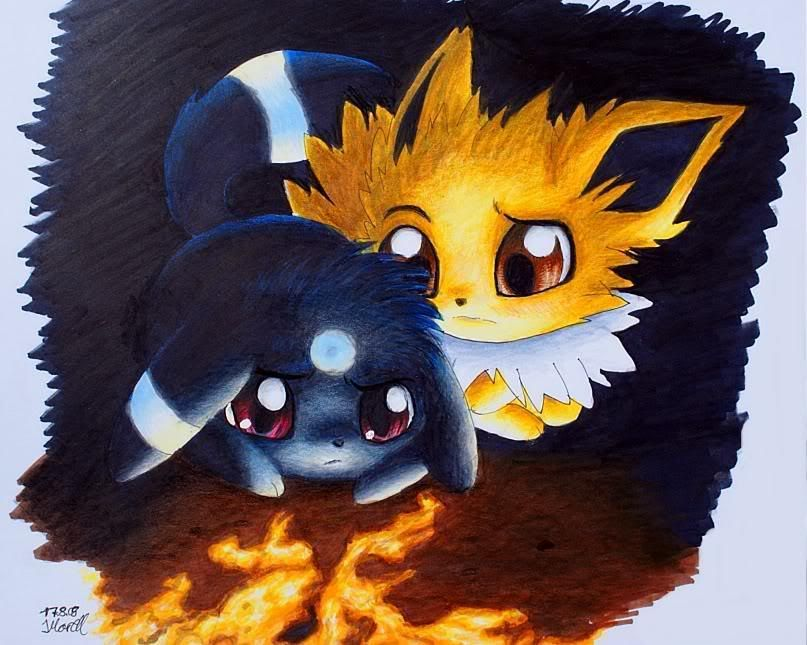 Umbreon And Jolteon Hd Wallpapers On Picsfair Com Umbreon Umbreon Wallpaper Pokemon