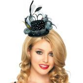 7b80bed54b47d Deluxe Hollywood Mini Top Hat Headband. Party City ...