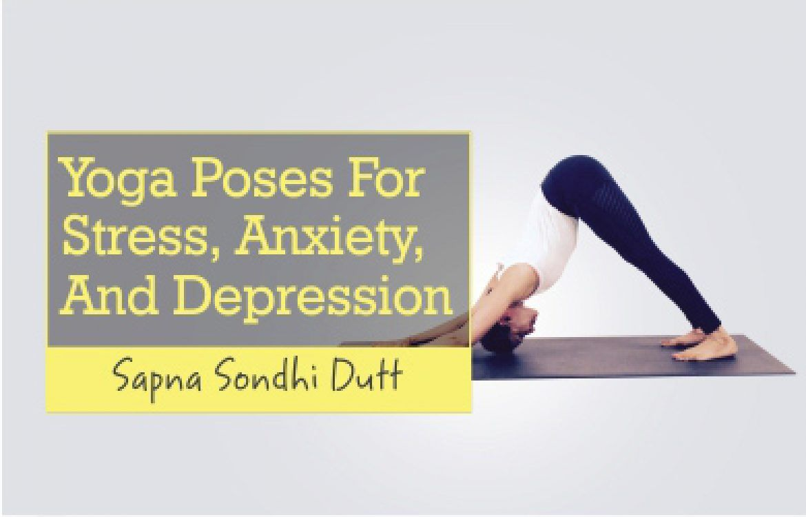 #Yoga Poses For #Stress, #Anxiety, And #Depression. #health