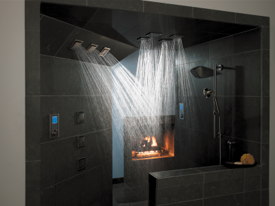 Luxury Baths Showers With Images Amazing Showers