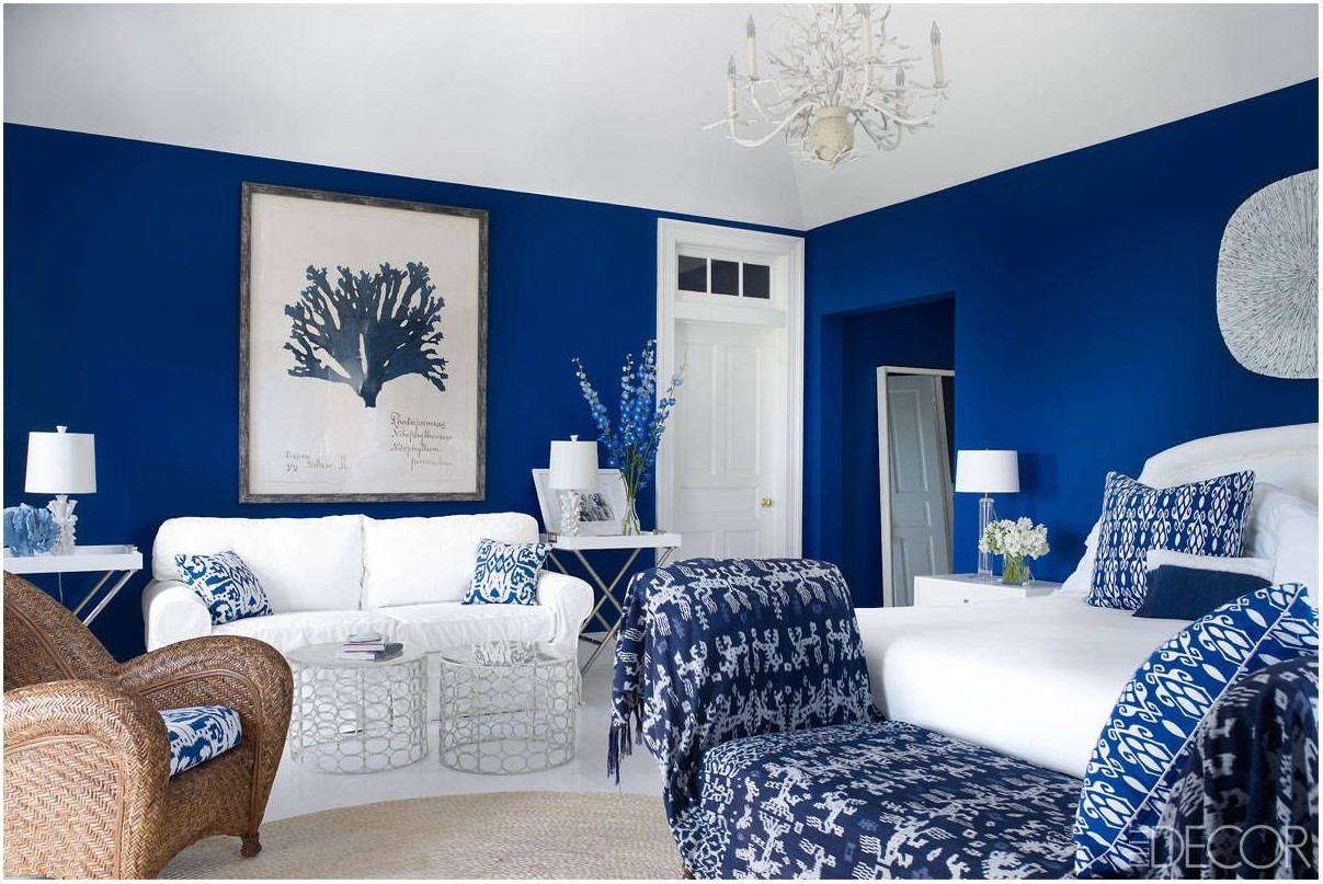 bright blue wall paint living room  blue bedroom walls