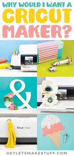AD: Looking to add a Cricut to your craft room? Check out why Cricut Maker is the most versatile @officialcricut out thereand why it's my favorite for all sorts of crafting projects from beginner to advanced! #cricutcreated #cricutmaker