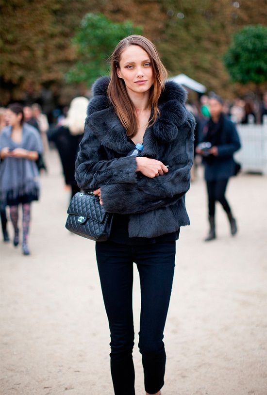 Seasonal shopping: Fur coat | Fur, Fur coat and Shorts