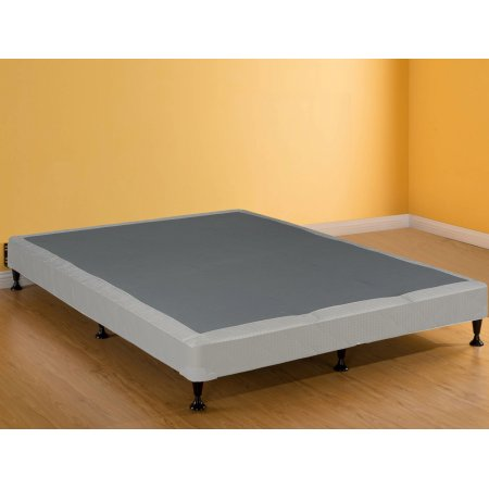 Wayton 4 Inch Assembled Metal Box Spring Foundation Foundation For