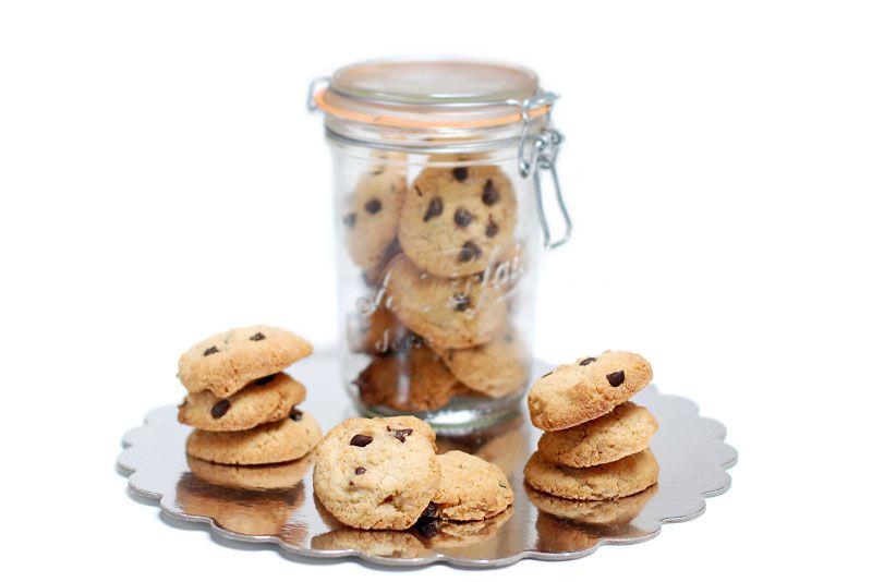 "Galletas ""Chocolate chip cookies"" | Thermomixeando | Pinterest ..."