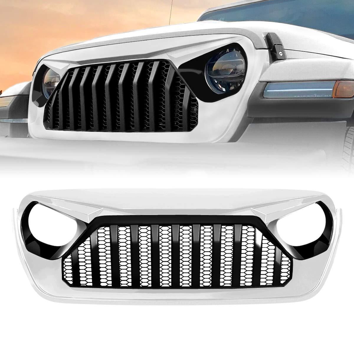 Vader Front Grille Wrangler Accessories Jeep Wrangler Accessories Jeep Wrangler