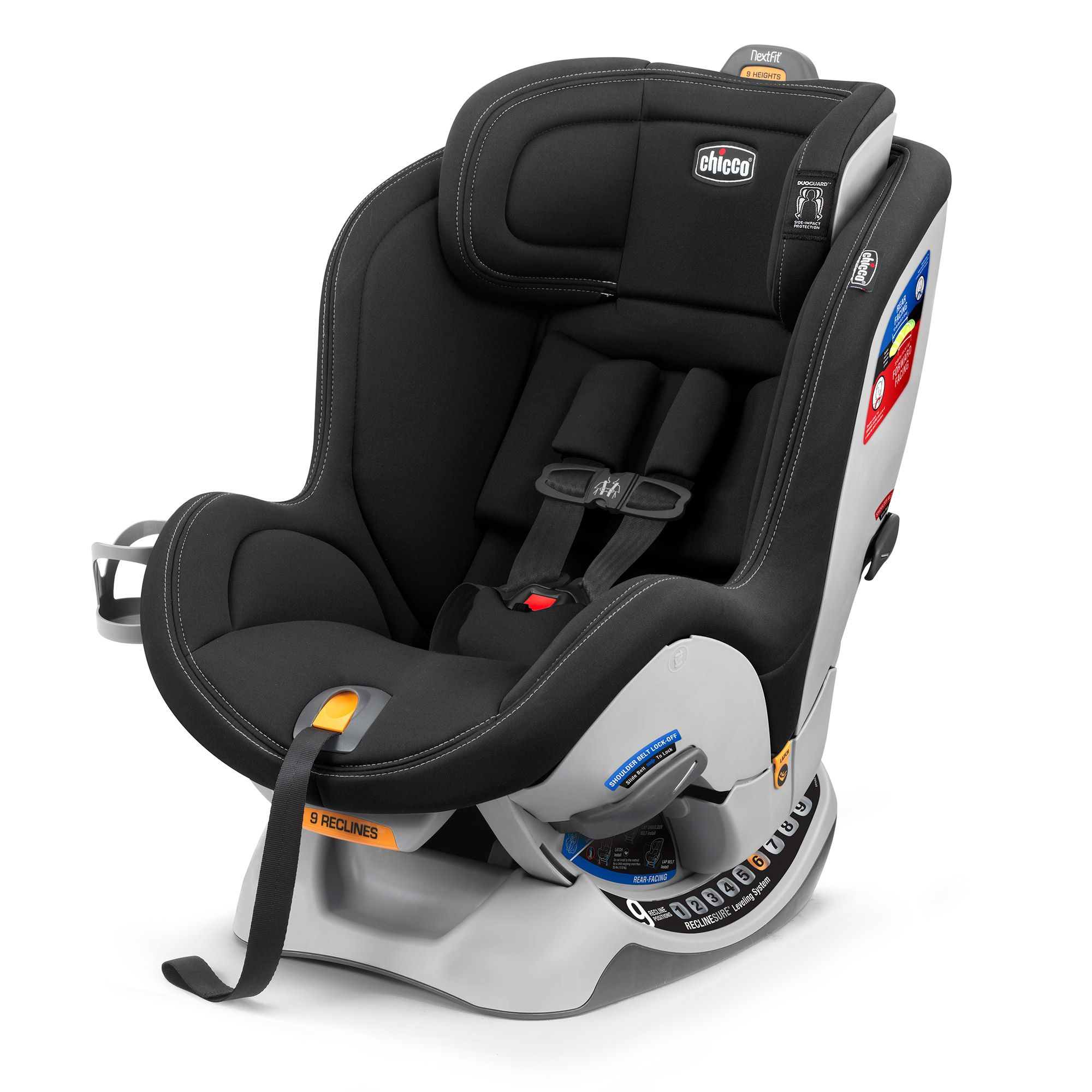 On The Go Style The Top Rated Chiccousa Nextfit Convertible Car Seat Arrives In The Sport Model Designed To Car Seats Convertible Car Seat Baby Travel Gear