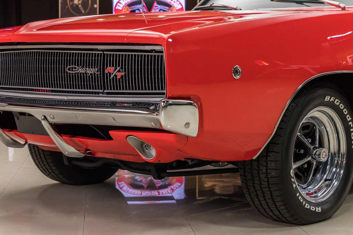 1968 Dodge Charger | Vanguard Motor Sales | Dodge cars | Pinterest ...