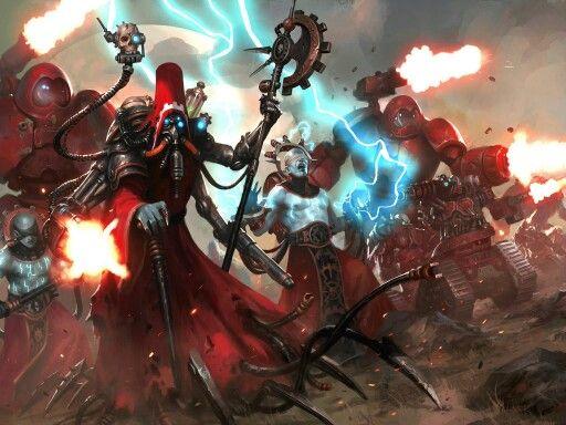 Warhammer 40k: Codex Cult Mechanicus art.