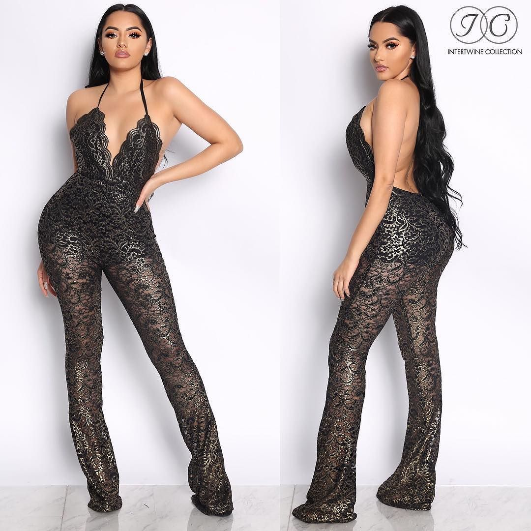 d2464ee528 NEW IN OMG don t let this New Arrivals pass you by! Our new. Lace  JumpsuitJumpsuitsOverallsRompersBodysuit FashionJumpsuitPlaysuitsOnesies