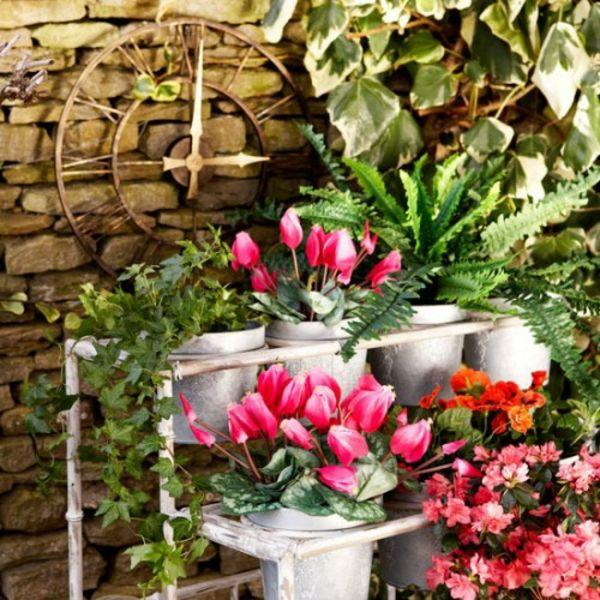 Dekoration, Outdoor Pflanzer, Garten Pflanzer, Tiered Pflanzer, Terrasse  Ideen, Landschaftsbau Ideen, Garten Ideen, Hinterhof Ideen, Topfpflanzen