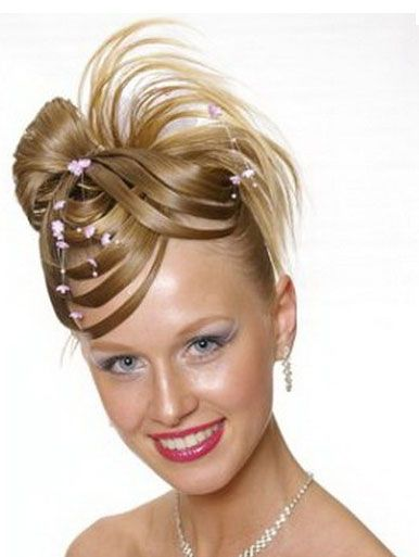 Wedding Hairstyle For Thin Har With Flowers How I Plan On Wearing My Hair Day