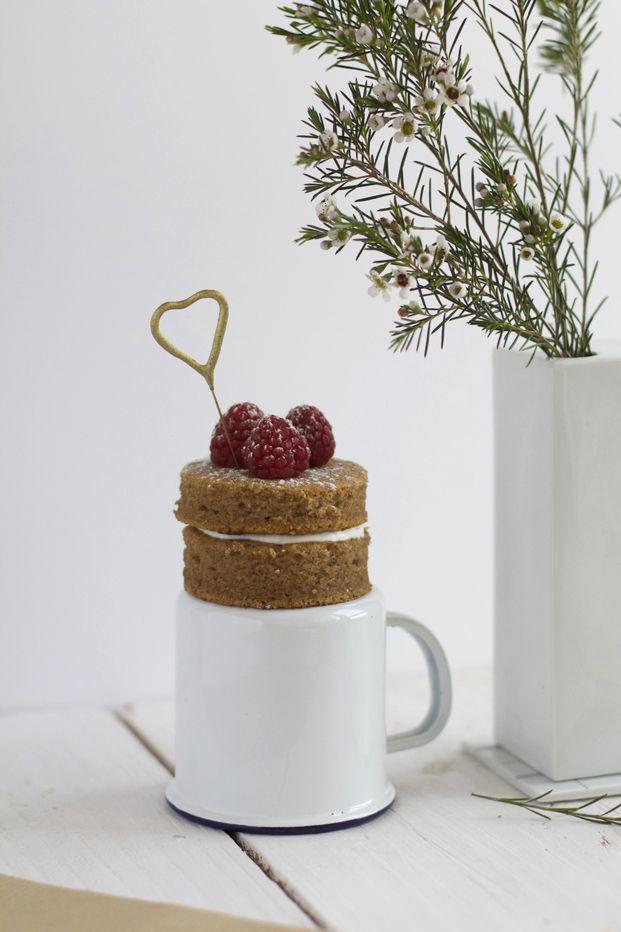 minis layer cakes
