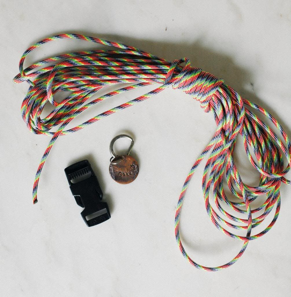 Irrelephant how to diy paracord dog collars (With images