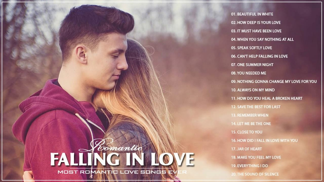 Best Love Songs Collection New Playlist 2017 Best English