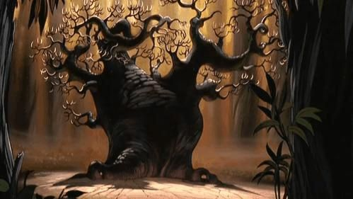 Image result for fern gully tree