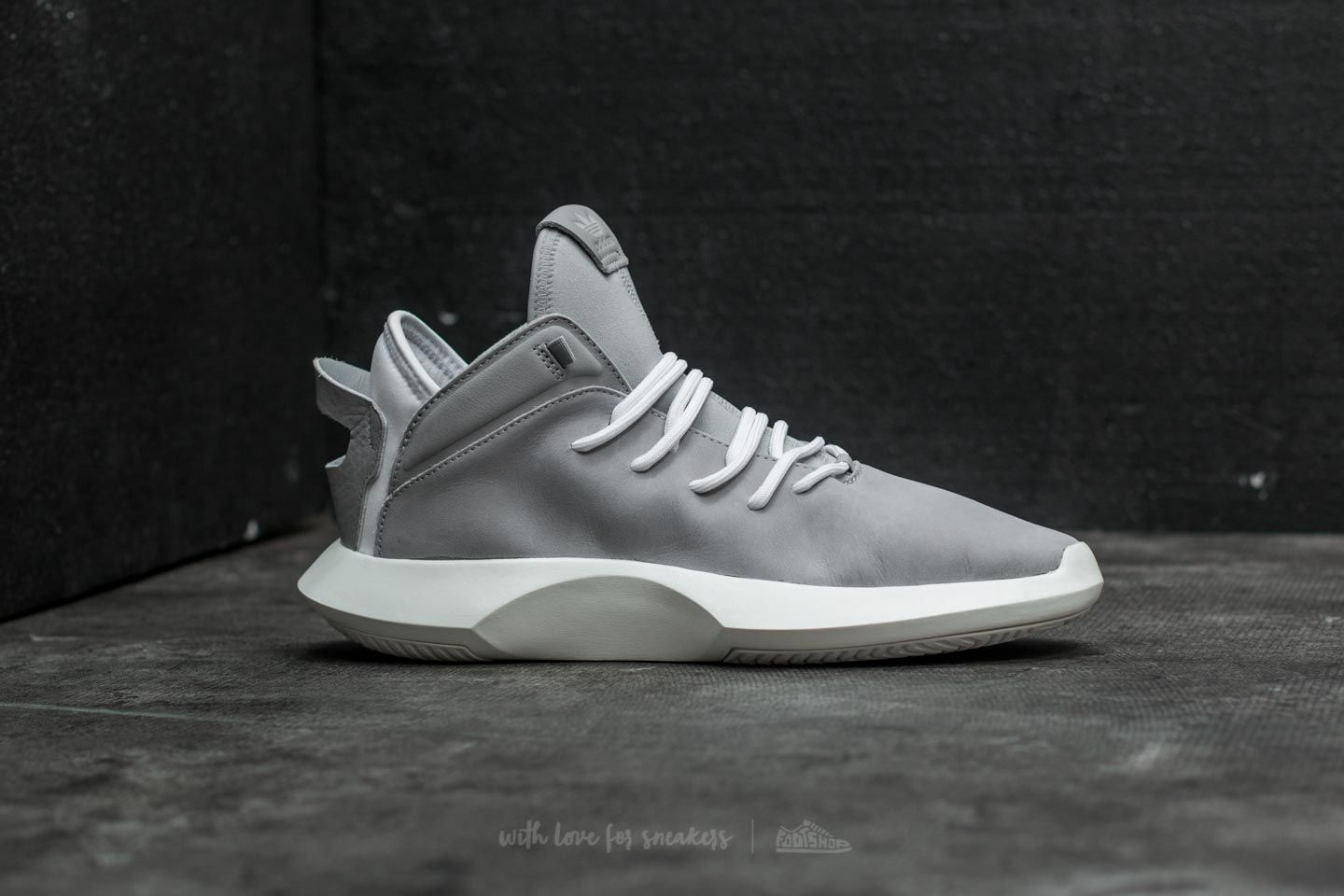 huge discount e3db4 5672c adidas Crazy 1 ADV Grey Two  Crystal White  Ftw White at a great price