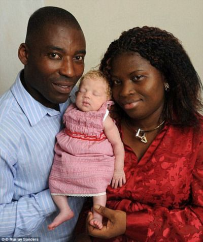 white couple give birth to black baby
