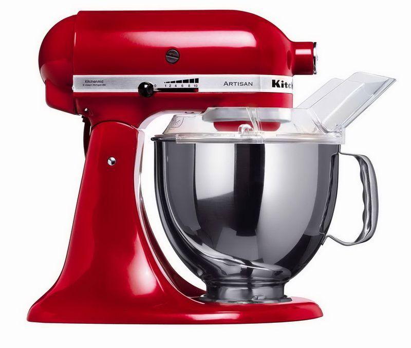 Tout savoir sur le robot KitchenAid Artisan : avis, accessoires ...