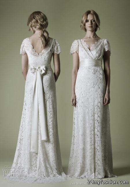 The Vintage Wedding Dress Company 2017 2018