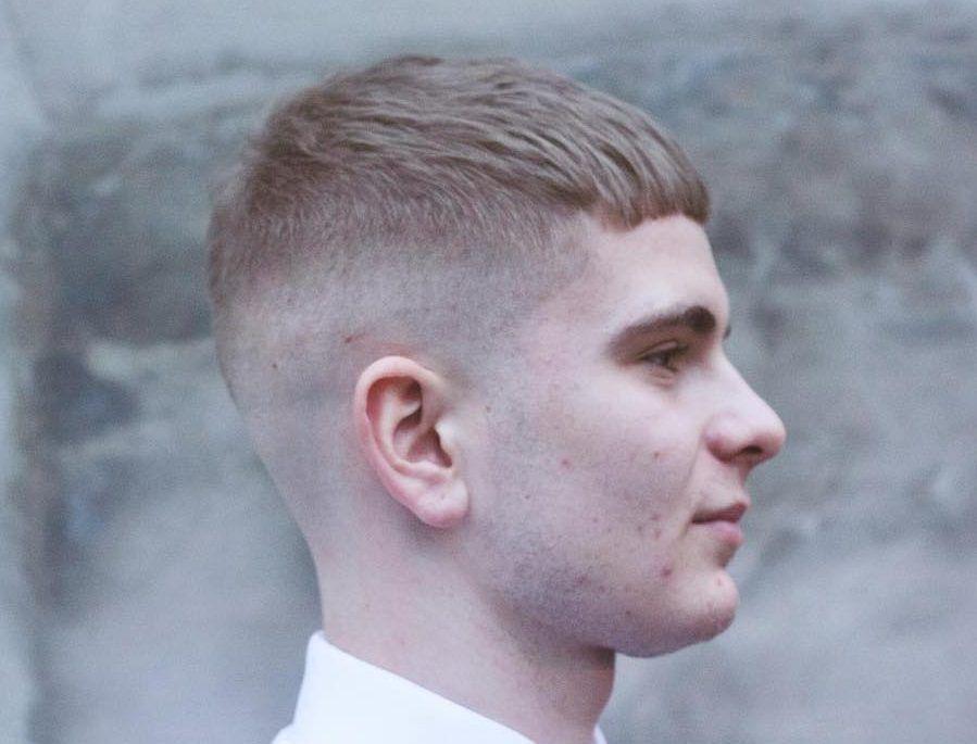 Pin On Caesar Haircut