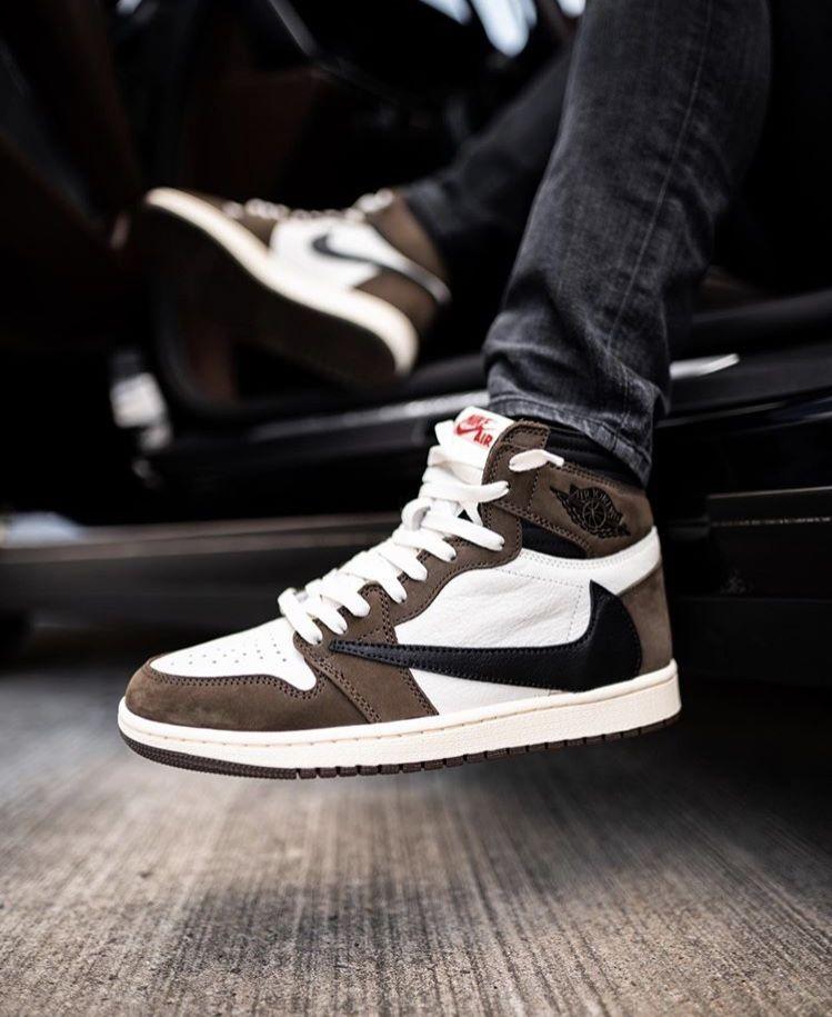 travis scott x nike air jordan i sneakers men fashion sneakers fashion hype shoes travis scott x nike air jordan i