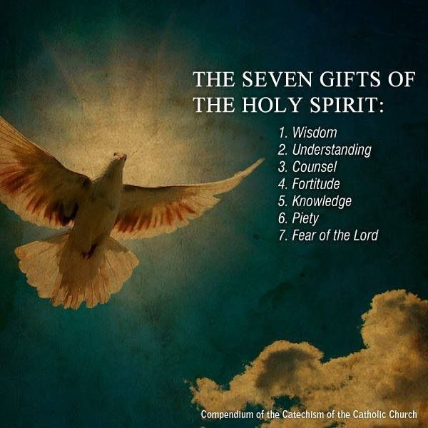 7 gifts of the holy spirit bible verses inspiring quotes 7 gifts of the holy spirit negle Images