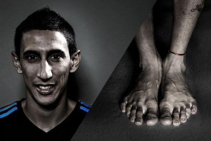 Así acaban los pies de un futbolista profesional ¡Guau! | Qcosas