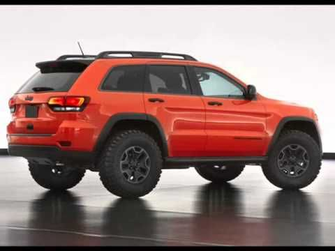 2014 Jeep Grand Cherokee Trail Hawk Diesel V6 Concept For 47th