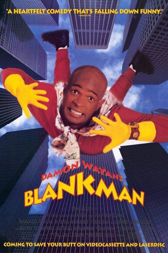 Blankman (1994) Trailer Good movies to watch, Movies