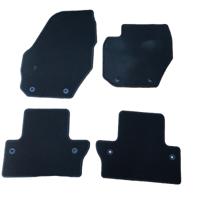 2011 2018 Volvo S60 Floor Mats Direct Replacement Dark Grey Oem Carpet Set Of 4 Ebay Volvo Volvo S60 Black Carpet